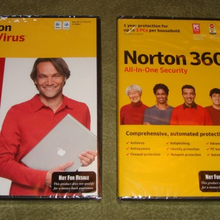 Product Giveaway: Norton 360 & Norton Antivirus