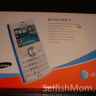 Product Giveaway: Samsung Blackjack II Smartphone