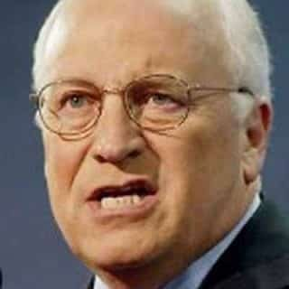 Dick Cheney will have told you so