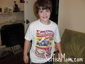 Jake's Ten Again shirt