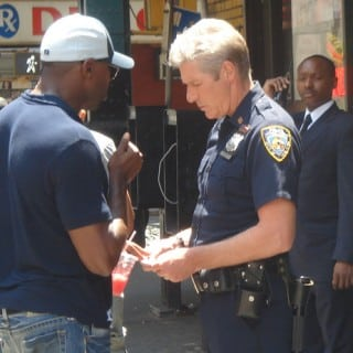 """On Location with """"Brooklyn's Finest"""""""