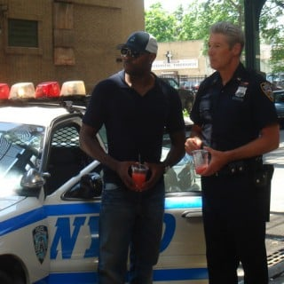 """Conversations with """"Brooklyn's Finest"""""""