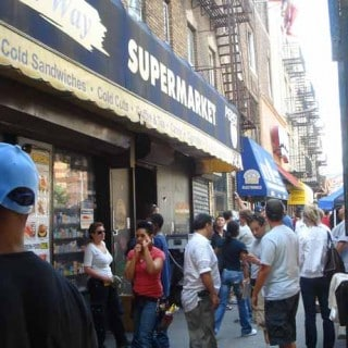 """On location with """"Brooklyn's Finest,"""" bodega edition"""