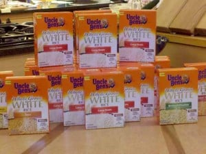 Uncle Ben's Whole Grain White Rice