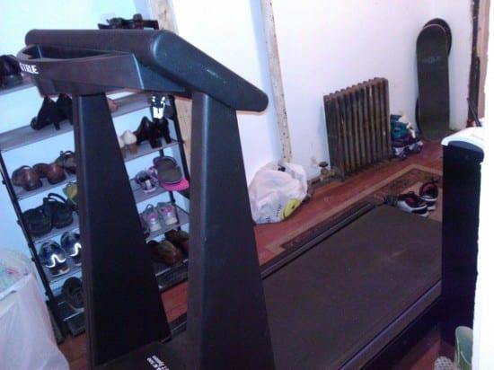 The new eBayClassifieds True treadmill