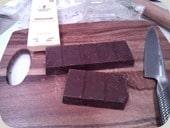 Scharffen Berger chocolate blocks