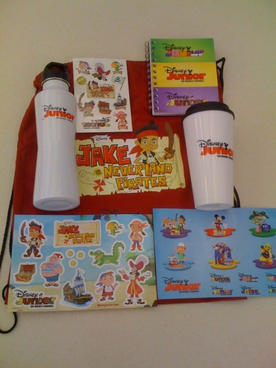 Disney Junior Prize Pack