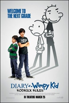 Diary of Wimpy Kid 2 poster
