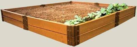 8'X8' Raised Garden Bed