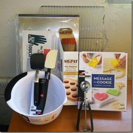 Glad baking kit