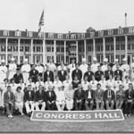 The rich history of Congress Hall