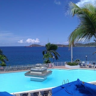 The Marriott Frenchman's Reef, St. Thomas