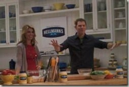 Bobby Flay and Lori Laughlin