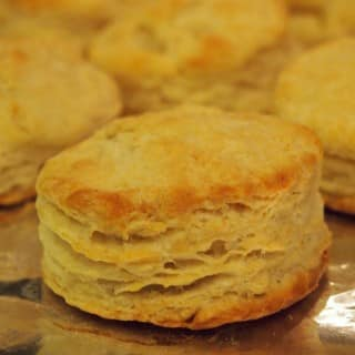 Finally, a great biscuit recipe that's also lightning quick!