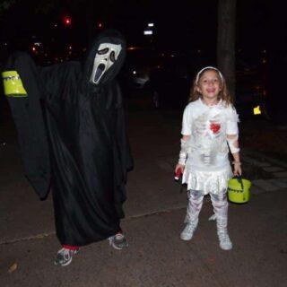 Halloween craziness