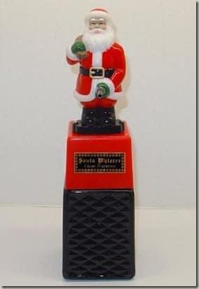 Peeing Santa