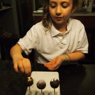 Cake Pop Stands from KC Bakes