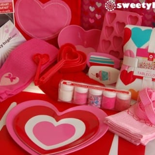 Win a huge Valentine's baking and serving set from SweetyHigh.com