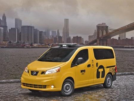 Nissan.Taxi.Skyline