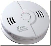 Kidde Intelligent SmokeCO Alarm