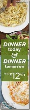 Dinner Today Dinner Tomorrow logo