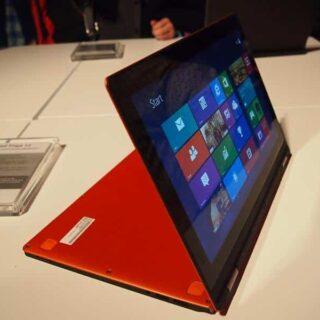 Lenovo's New Windows 8 Devices!