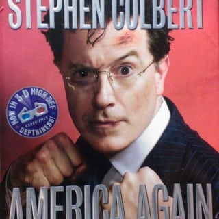 Stephen and Me: My Close, Personal Relationship With Stephen Colbert