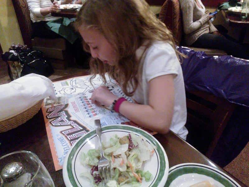 Olive Garden S Dinner Today Dinner Tomorrow Deal Amy Ever After