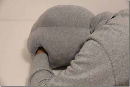 Ostrich Pillow 2