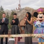 Jordin Sparks & Ginnifer Goodwin Cut The Ribbon For New Fantasyland