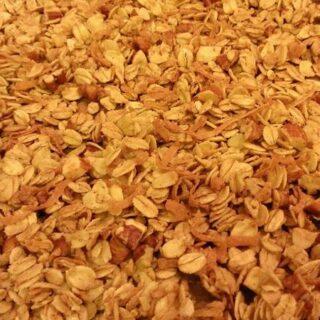 Granola For Non-Health Nuts