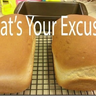 My Kids Eat Homemade Bread–What's Your Excuse?