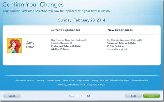 Walt Disney World FastPass  Reservations (14)