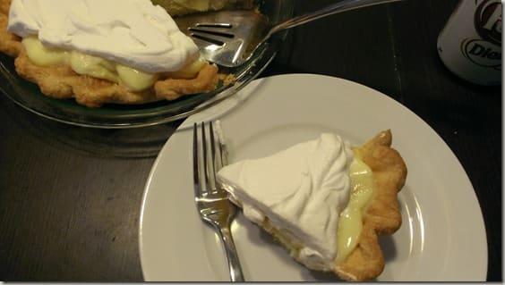 Martha Stewart's Banana Cream Pie recipe