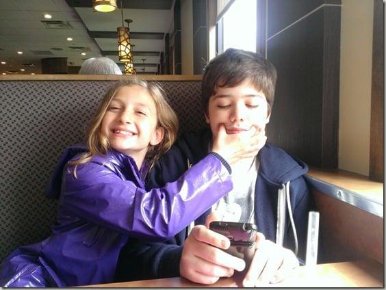 Jake and Fiona, safe thanks to Kidde