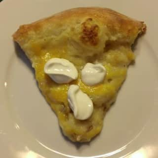Behold: Mashed Potato Pizza