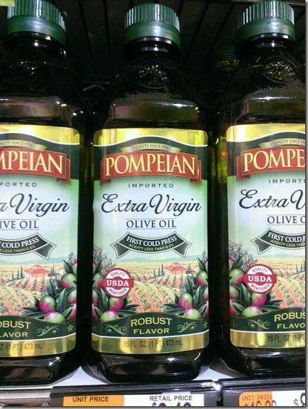 Pompeian on the Shelf