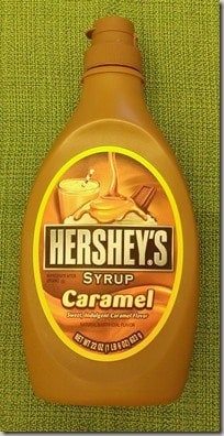 Hershey's Syrup Caramel Flavor