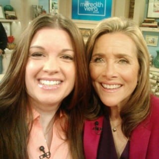 Catch Me On The Meredith Vieira Show Tomorrow!