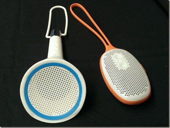 Altec Lansing shower speakers