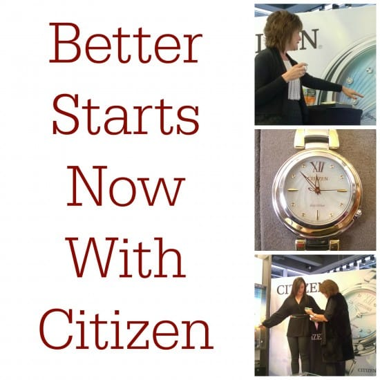Better Starts Now with Citizen