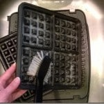 How To Clean Removable Waffle And Grill Plates