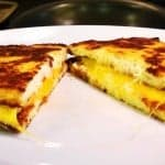 Cauliflower-Crust Grilled Cheese Is Actually Quite Decent