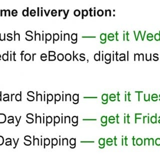 Amazon Prime: 2-Day Delivery And So Much More