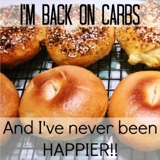 #CarbBreak2015 Wrap-Up, And My Next Weight-Loss Scheme