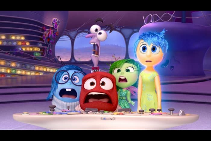 Inside Out from Pixar is an incredibly awesome movie about tween angst. It appeals to all ages, and like the other great Pixar movies, can be enjoyed on different levels by different people.