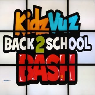 KidzVuz Back2School Bash Highlights