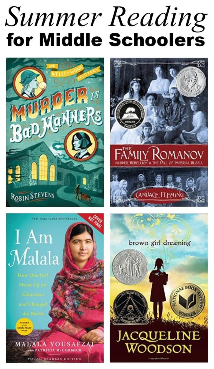 Young Adult books have come a long way: Many adults are hooked on them! So I won't blame you if you grab some of these books for yourself, after your tween or teen is done with them.