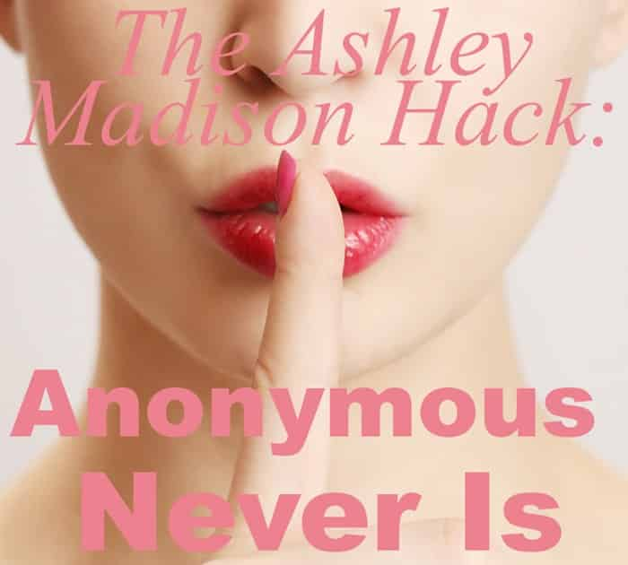 The Ashley Madison hack was huge. What does it say about the other supposedly secure websites we use every day?