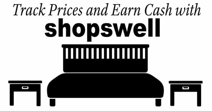 Track Prices and Earn Cash with shopswell fb